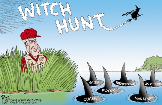 Mueller's witch hunt