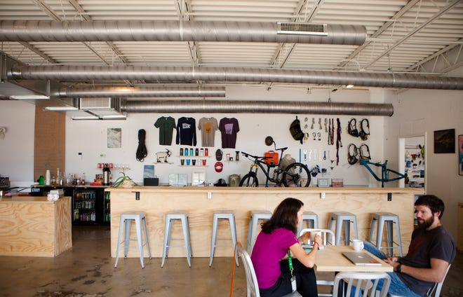 Mountain Goat serves up a menu of locally sourced coffee drinks and pastries, and has plans for adding more food partners soon.