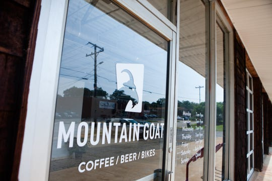 Mountain Goat is a new cafe located at 120 Shaw St., Greenville.