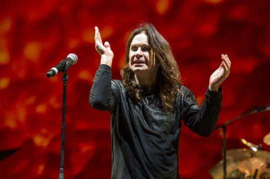 Ozzy Osbourne will perform Sept. 23 at Ruoff Home Mortgage Music Center.