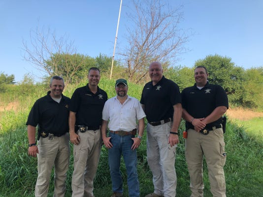 Pma And Boone Co Sheriffs