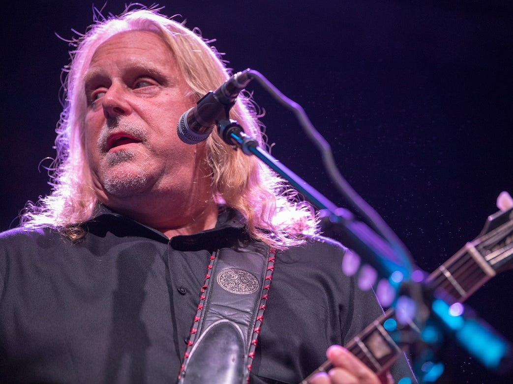 Warren Haynes performs Thursday with Gov't Mule at Ruoff Home Mortgage Music Center.