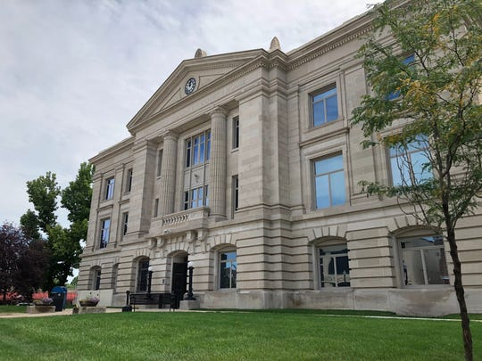 Hendricks County Courthouse, 51 W. Main St., Danville. Hendricks County is one of 11 Indiana counties piloting a pretrial risk assessment program.
