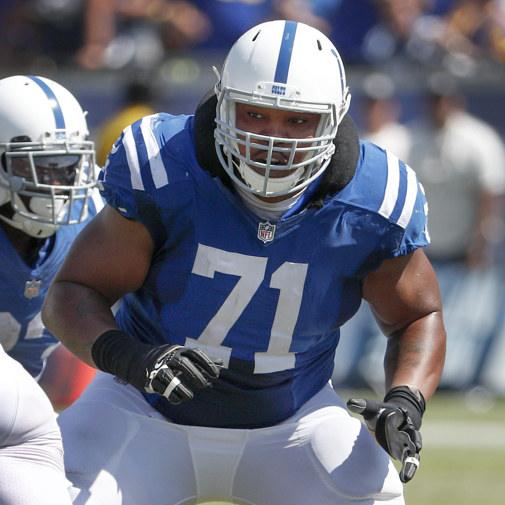 Former Colts OL Denzelle Good gets fresh start