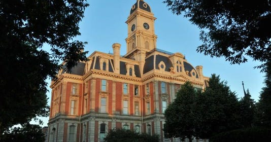 Historic Hamilton County Courthouse