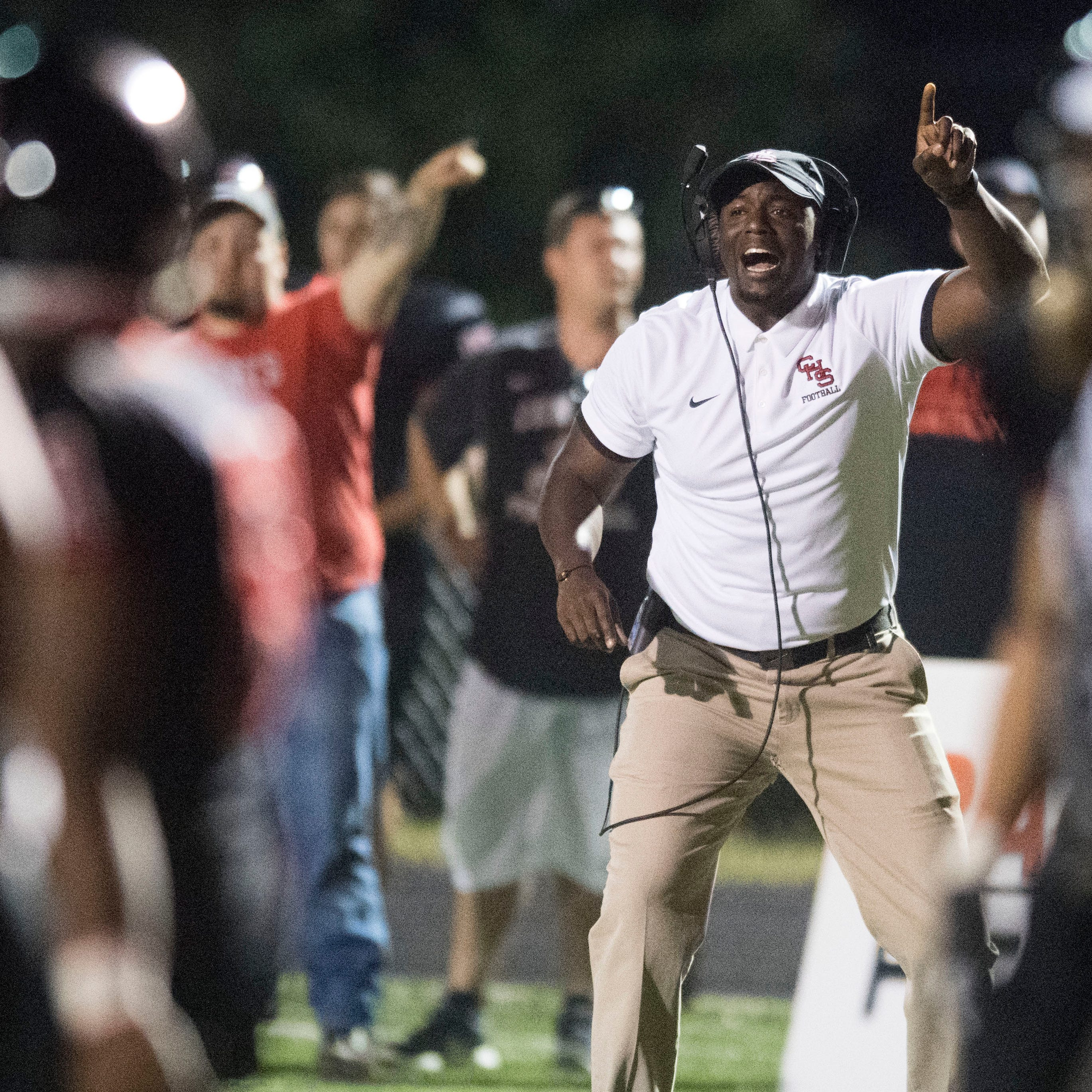 Character paves the way for Central Bobcats, football coach Bryson Rosser