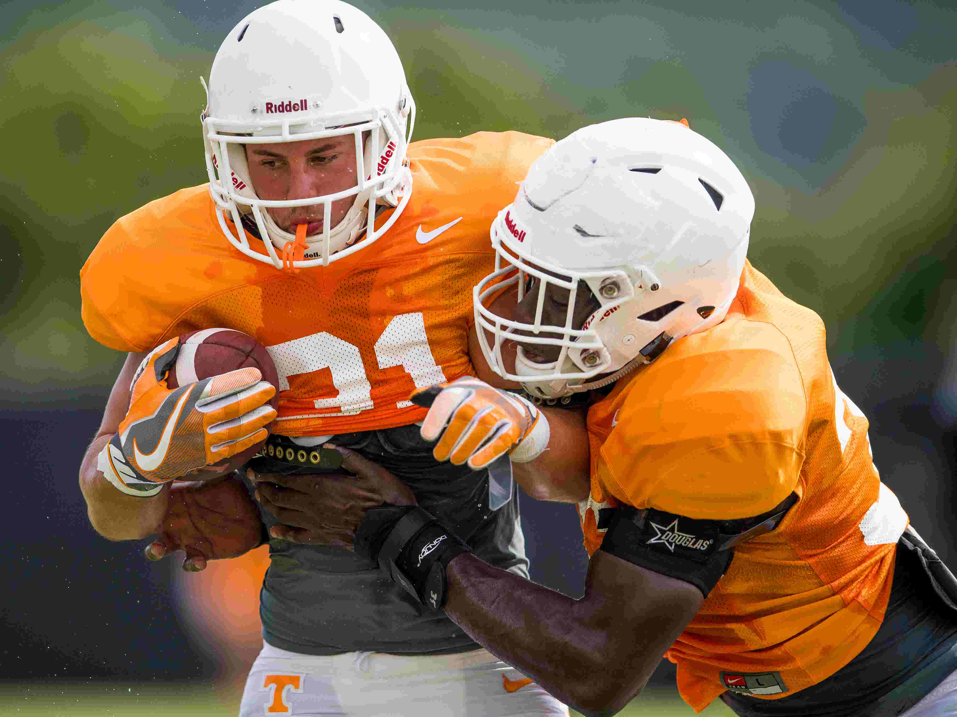Close Here Are Scenes From Friday S Tennessee Vols