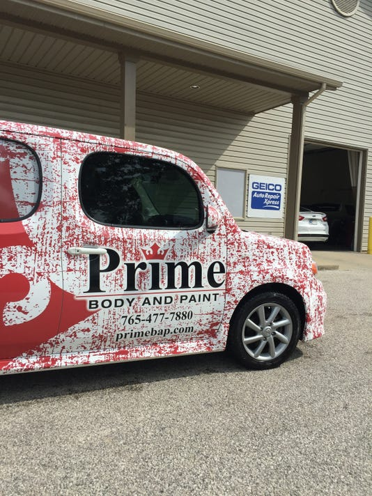 Prime Body And Paint