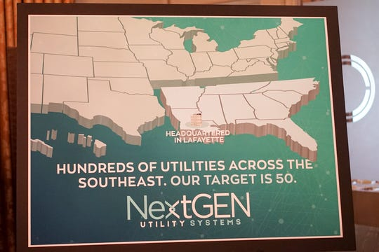 Bernhard Capital Partners plans to create NextGen Utility Systems to manage dozens of municipal utility systems in the Southeast.