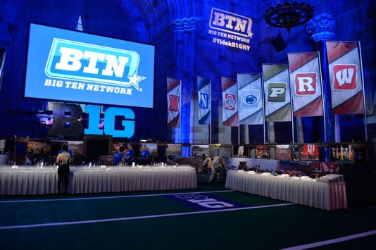 The Big Ten Network Kick Off Party