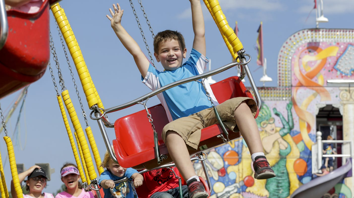 Manitowoc County Fair tops this week's events, Kites Over Lake Michigan next week