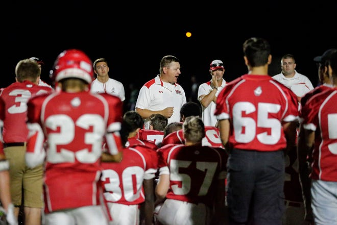 Rick Ducat resigned this week as football coach for Manitowoc Lincoln it was announced Tuesday via a press release.