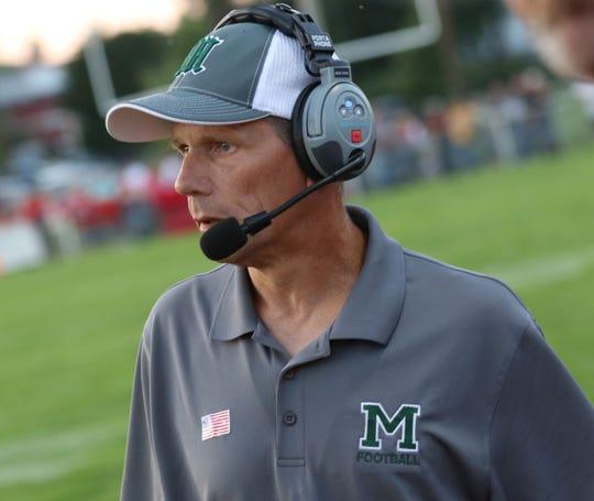 Madison football coach on Thursday.