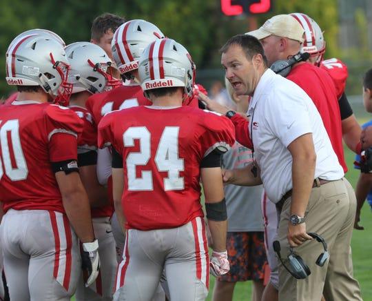 Shelby Football coach on Thursday.