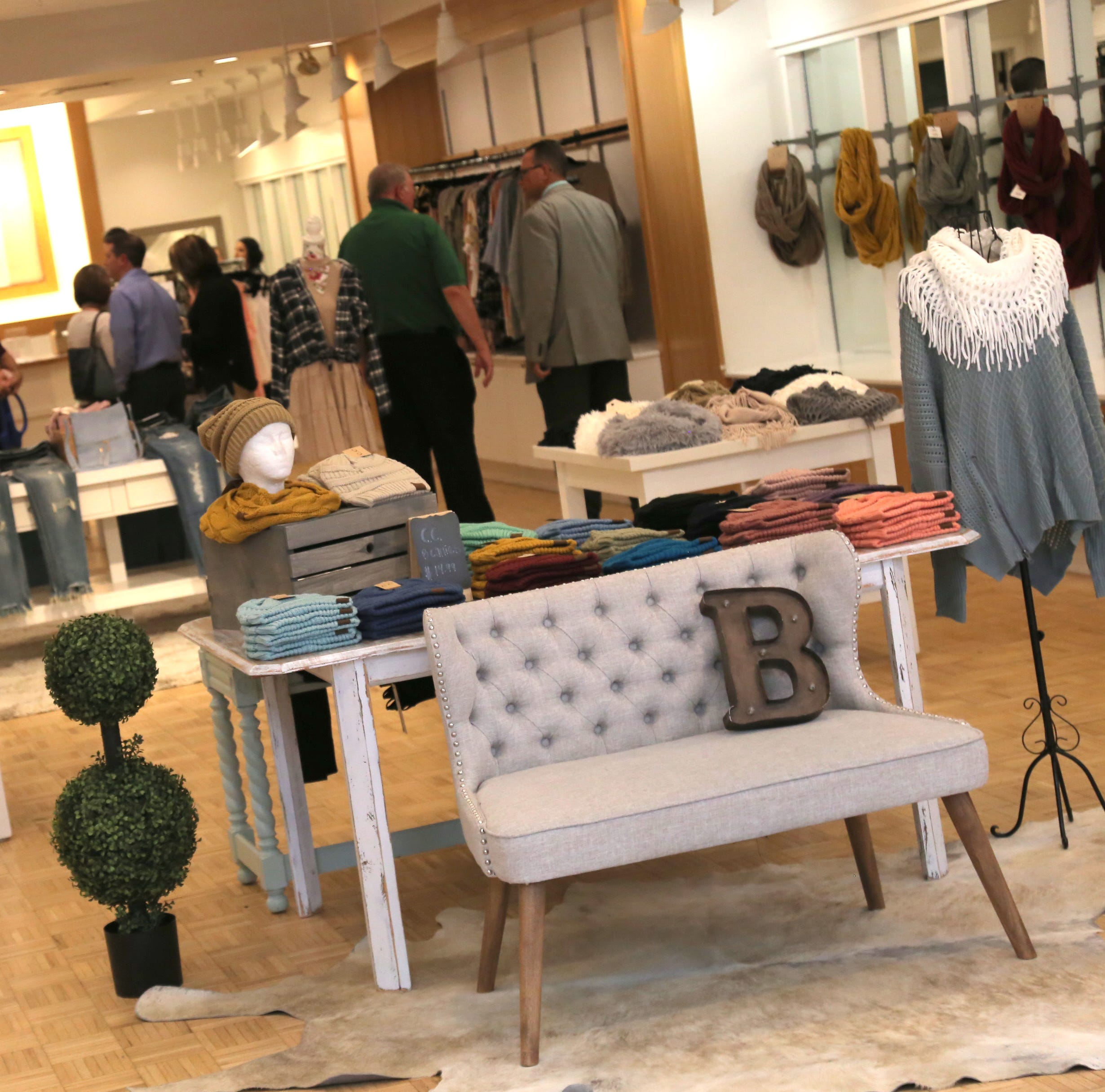 Two new businesses open at Richland Mall
