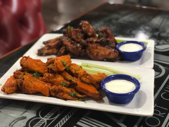 Attaboys Comfort Cuisine has a soft opening Monday. On its menu are Memphis-style wings.