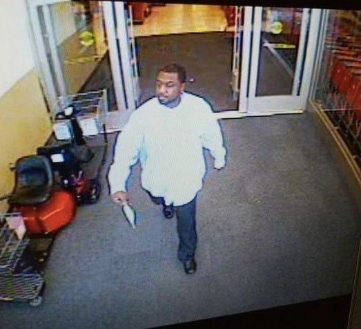 Collierville police were seeking a man Friday in an alleged theft using Craigslist.