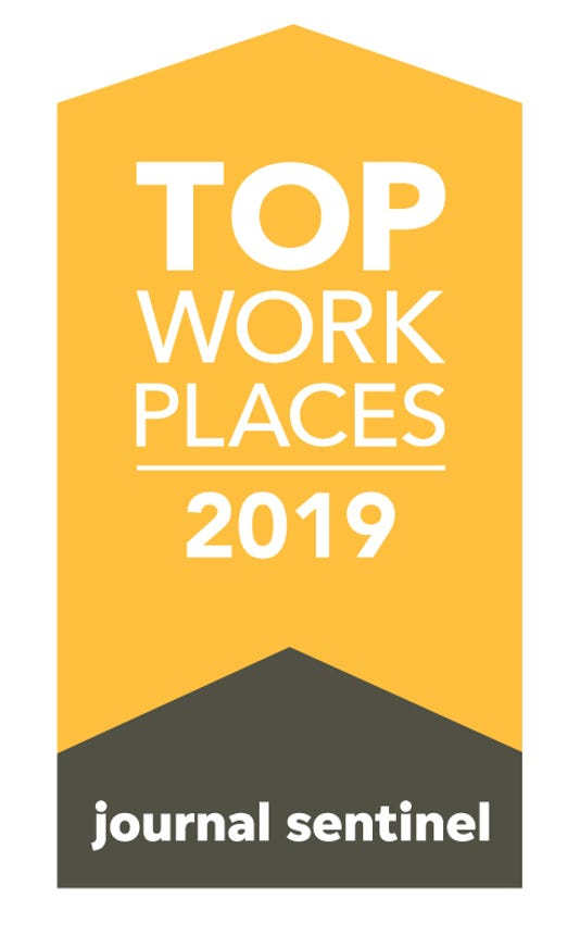 Top Workplaces Milwaukee 2019