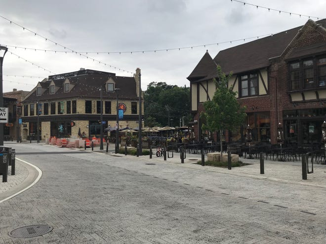 West State Street in Wauwatosa's Village business district will be the setting for a 100-seat harvest dinner on Sept. 22.