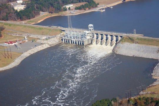 Logan Martin Dam