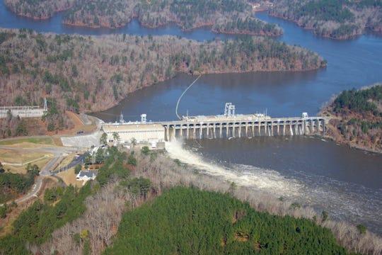 Mitchell Dam