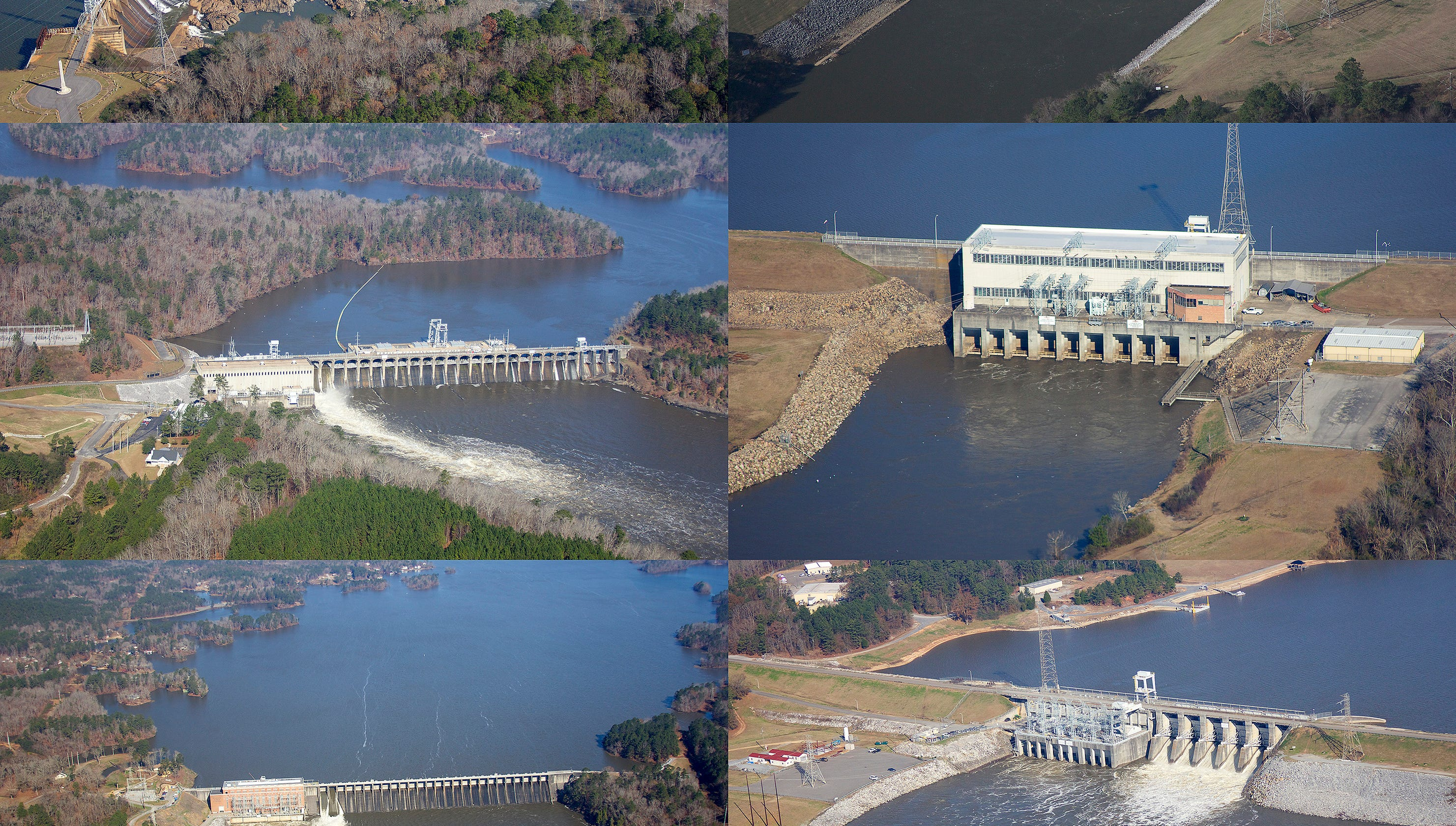 Alabama Power's Coosa dam license tossed by court  What's next?