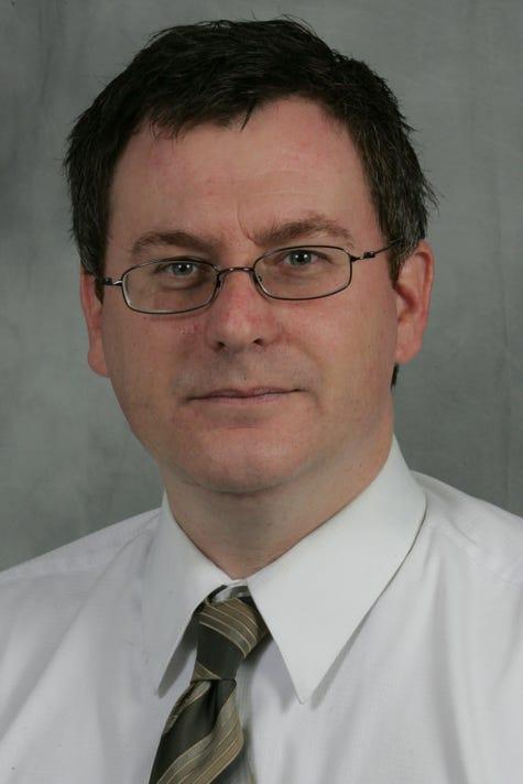 Title Headshot Trent Seibert