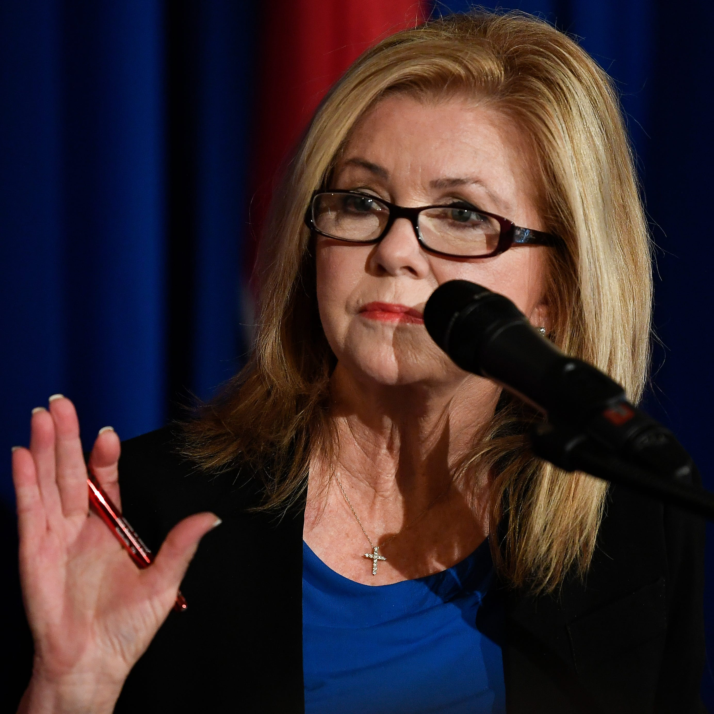 Ex-DEA agent: Consequences of Marsha Blackburn's opioid law not 'unintended' | Opinion