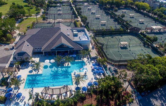 Bonita Bay's new Sports Center