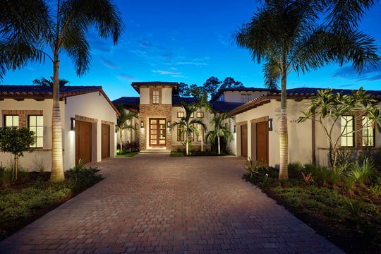 London Bay Homes' Catalina model received a Grand Aurora for Best Single Family Detached Home over 4,000 square feet.