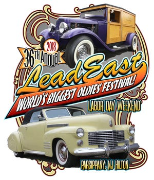 The Lead East Oldies Festival and classic car show is the biggest of its kind in the country.