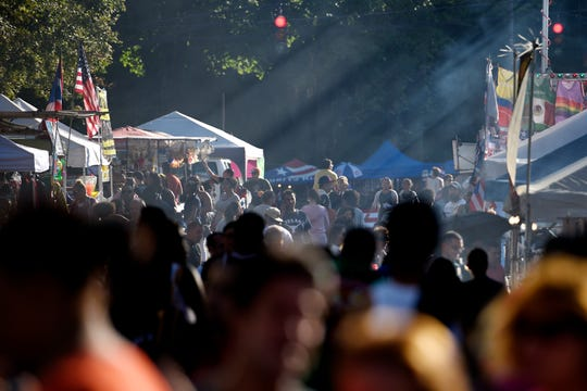 The 2018 Great Falls Festival at Great Falls National Historical Park is set for Labor Day weekend.