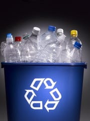 Recycling centers more and more are asking for clean recyclables.