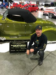 California custom car designer John D'Agostino will be the special guest at this year's Lead East where he will judge local custom-built cars.