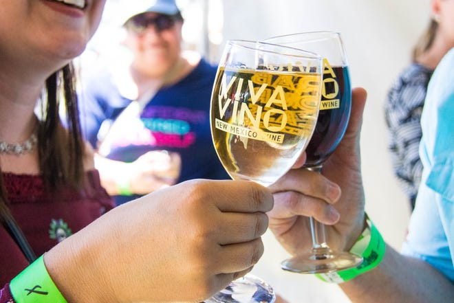 The Las Cruces Harvest Wine Festival takes place over Labor Day weekend, Sept. 1-3.