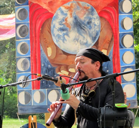 Live music will be part of the entertainment offered at the Franciscan Festival of Fine Arts.