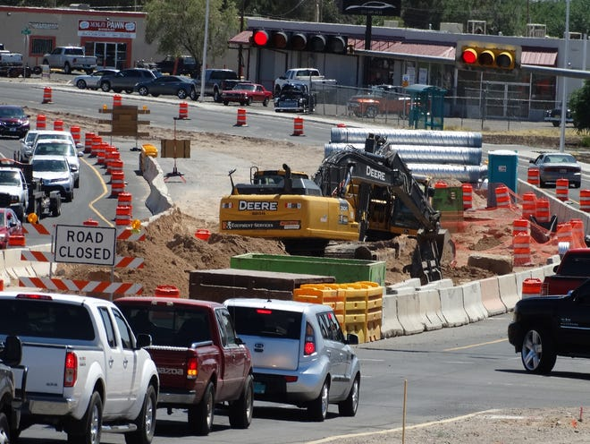 A meeting to talk about an upcoming US 70/North Main improvement project is scheduled for this week.