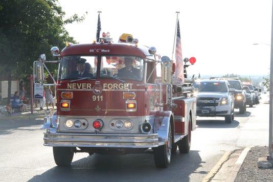 Archie Koenemund Fire Truck