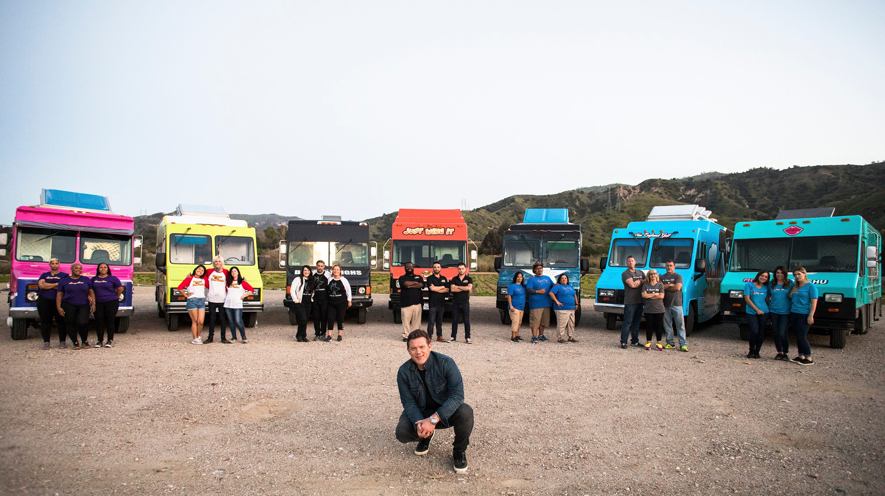 How To Apply For The Great Food Truck Race
