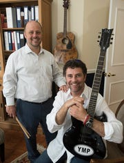 Pensacola attorneys Eric Stevenson and Christopher Klotz created the Youth Music Project to share their love of music with young musicians.