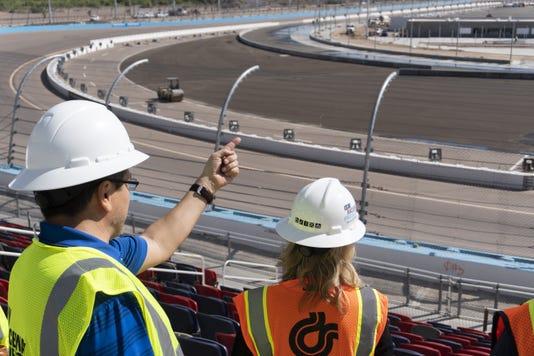 Ism Raceway Renovation