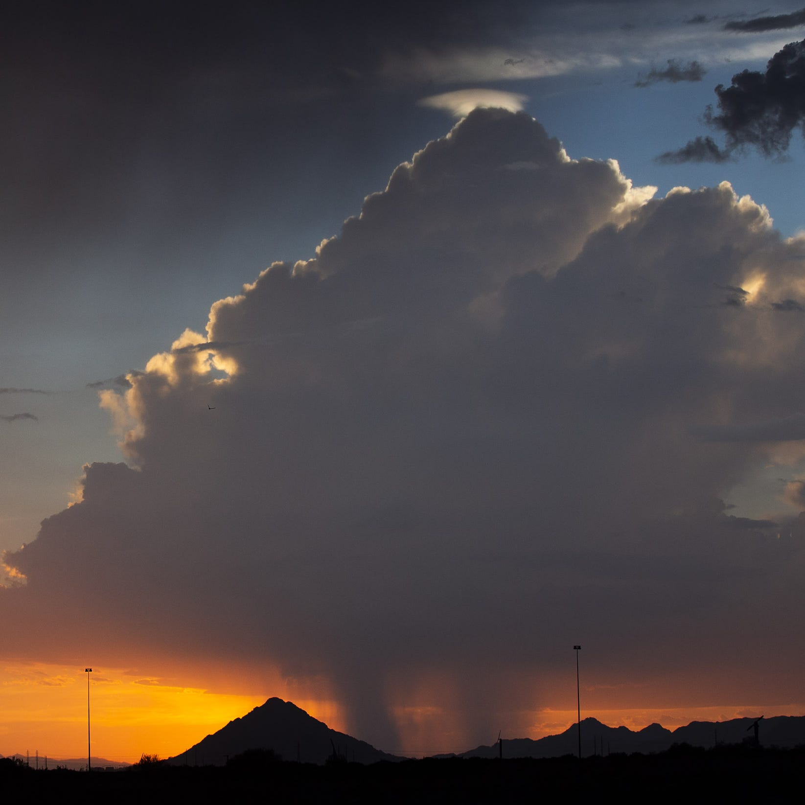 Rain expected in the Phoenix area, Tucson Wednesday
