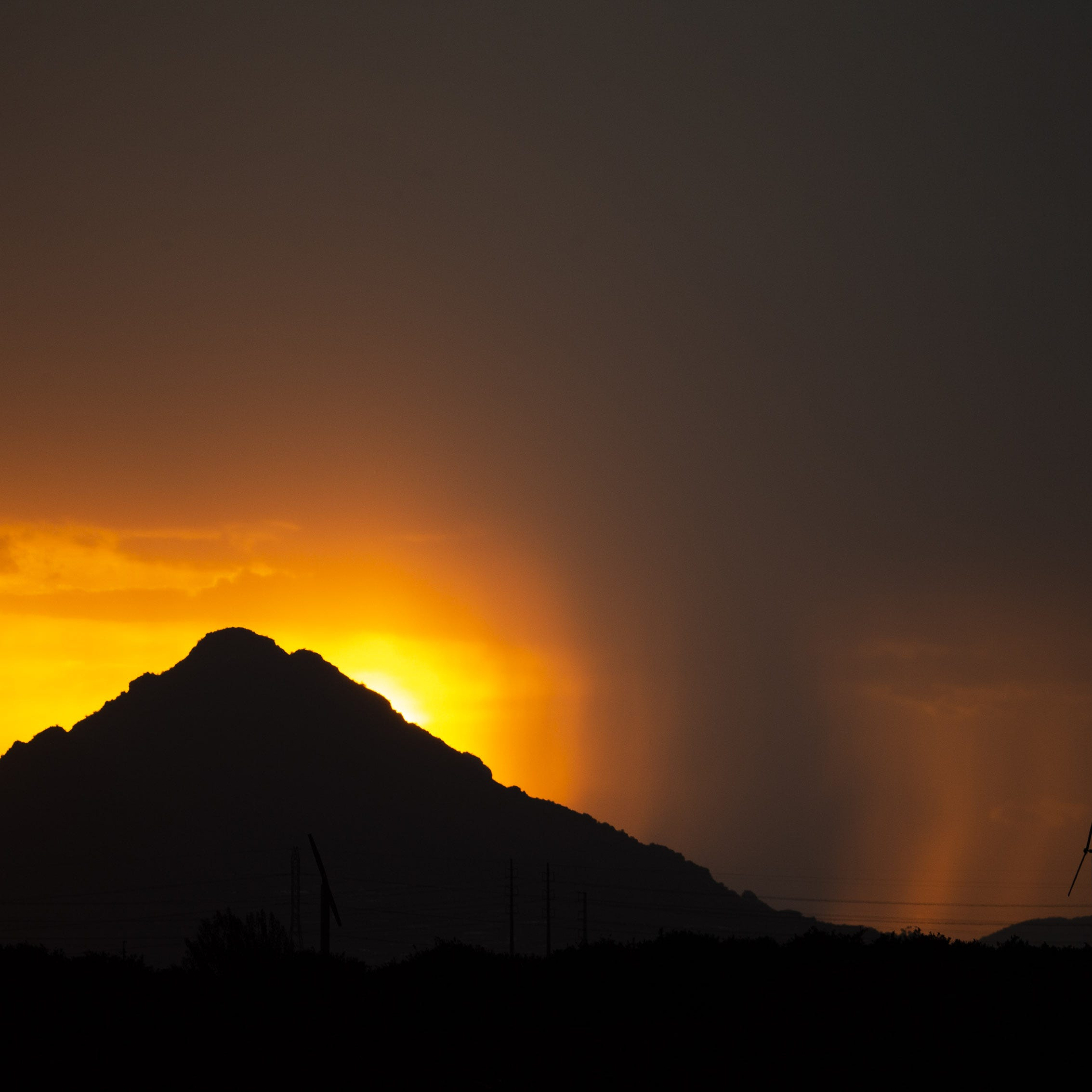 Arizona monsoon 2018: Is the rainy season ending?
