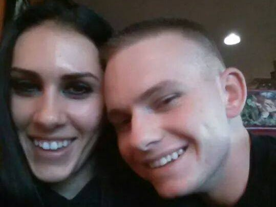 Stefani and Kalin Case in an undated photo.
