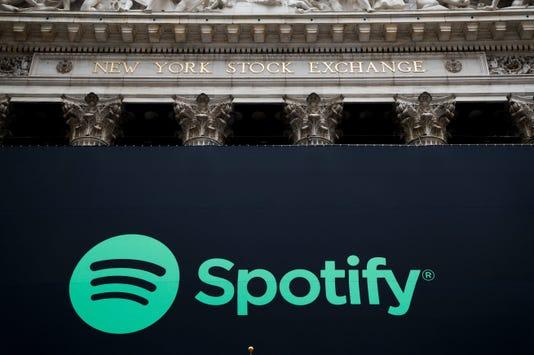 Spotify Comienza A Cotizar En La Bolsa De Nueva York
