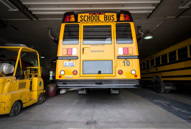 School districts are considering their course of action after the current rules closing high schools to in-person learning expire.