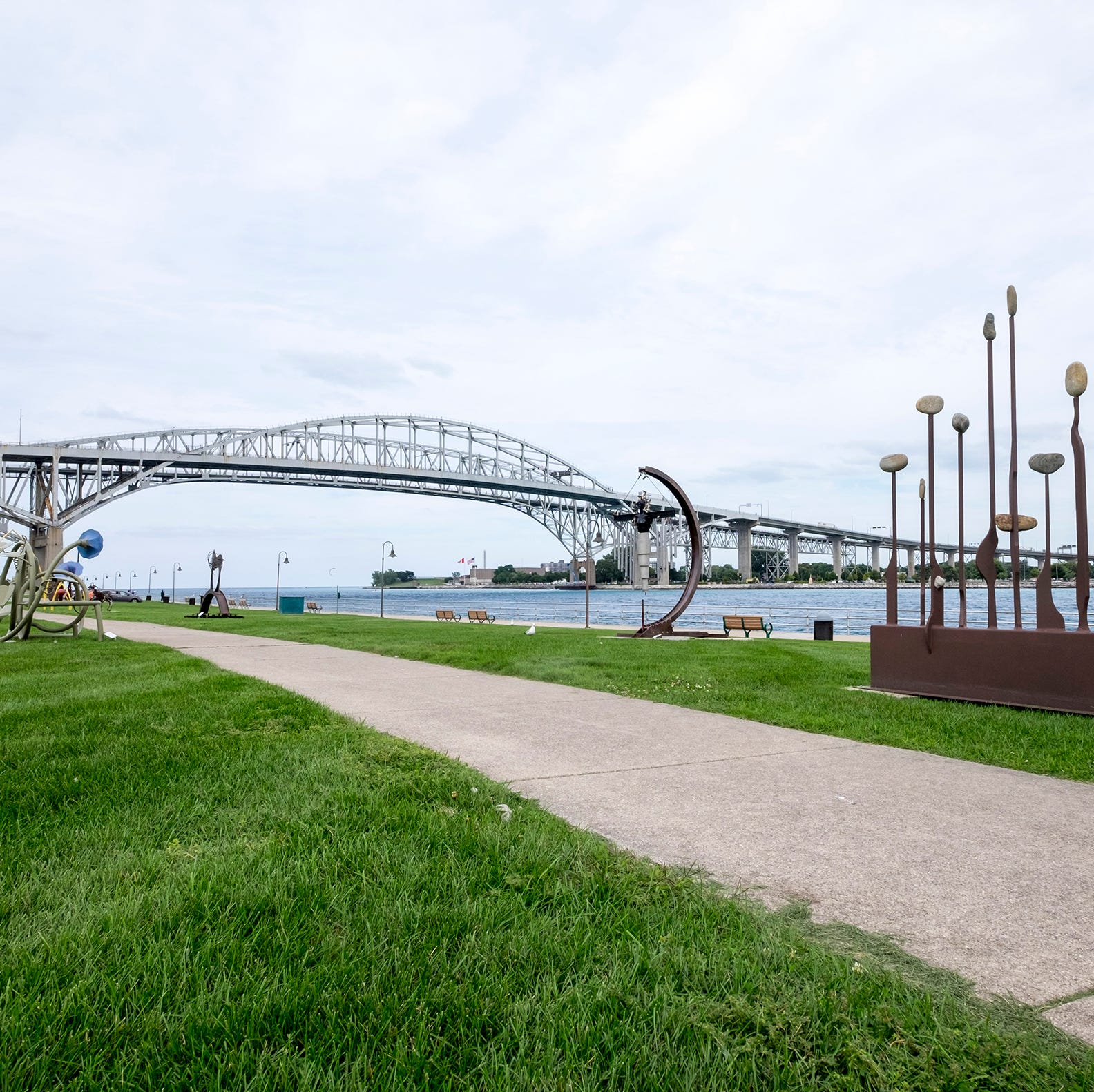 New sculptures coming to riverfront boardwalk area