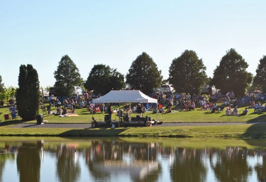 Millbrook Vineyards & Winery hosts its Jazz at the Grille series.