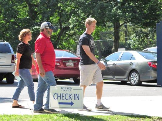 CPO-Wilson students return 2-082418