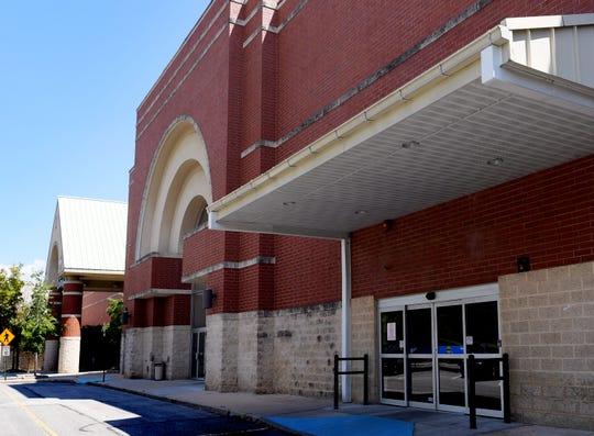 Thursday, August 23, 2018--An area that formerly housed the Sears store in the York Galleria Mall is a possible site for a Penn National betting facility. Bill Kalina photo